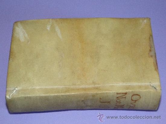 Libros antiguos: TRISTIUM. LIBRI V. y EPISTOLARUM EX PONTO. LIBRI IV. (P. OVIDII NASONIS) 1770 - Foto 4 - 31994808
