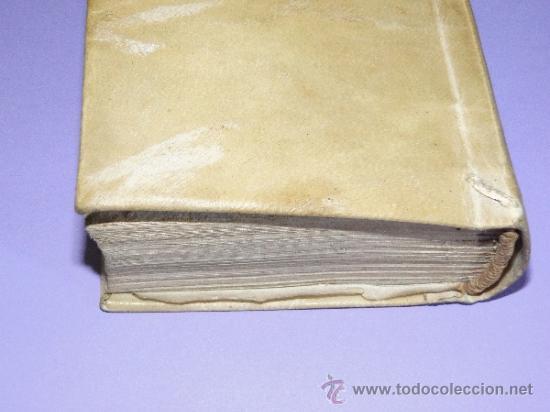 Libros antiguos: TRISTIUM. LIBRI V. y EPISTOLARUM EX PONTO. LIBRI IV. (P. OVIDII NASONIS) 1770 - Foto 6 - 31994808