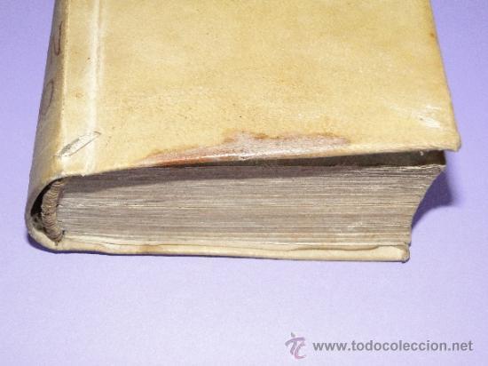 Libros antiguos: TRISTIUM. LIBRI V. y EPISTOLARUM EX PONTO. LIBRI IV. (P. OVIDII NASONIS) 1770 - Foto 9 - 31994808