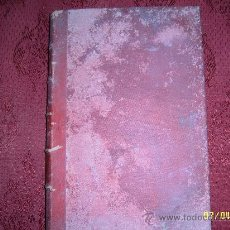 Alte Bücher - HISTORIA DE LOS GIRONDINOS.TOMO III.MAGNÍFICO EJEMPLAR. - 32047990