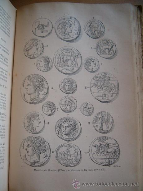 Libros antiguos: Historia de los Griegos. VÍCTOR DURUY. 1890. TRES TOMOS. - Foto 4 - 32840724