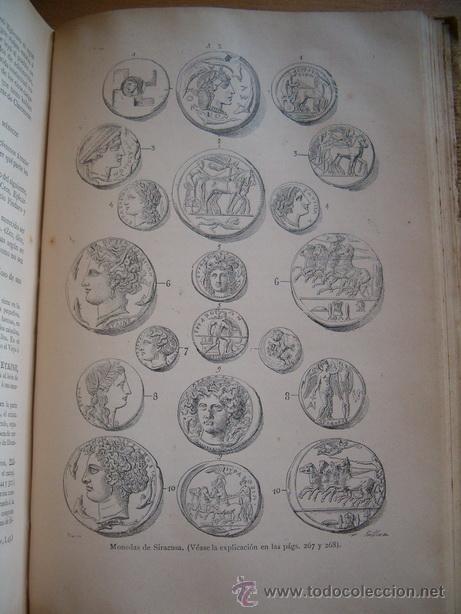 Libros antiguos: Historia de los Griegos. VÍCTOR DURUY. 1890. TRES TOMOS. - Foto 5 - 32840724