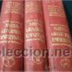 Libros antiguos: NUEVA GEOGRAFIA UNIVERSAL ESPASA-CALPE 3 TOMOS (I, II Y III) 1928. Lote 32915510