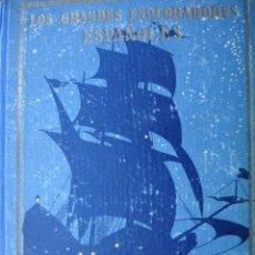 Alte Bücher - JUAN PONCE DE LEON.LA FUENTE ENCANTADA 1924 JOSE ESCOFET.SEIX BARRAL GRANDES EXPLORADORES ESPAÑOLES - 32982354