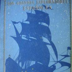 Alte Bücher - NUÑEZ DE BALBOA.DESCUBRIMIENTO DEL PACIFICO.JOSE ESCOFET.SEIX BARRAL GRANDES EXPLORADORES ESPAÑOLES - 32982375