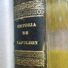 Libros antiguos: HISTORIA DE NAPOLEON. NORVINS 1835. TOMO III.. Lote 33017374
