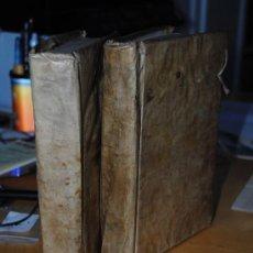 Libros antiguos: 1756.- COMPENDIO DE HISTORIA UNIVERSAL. HORACIO TURSELINO. LIBRO PROHIBIDO. DECRETADO SU DESTRUCCIÓN. Lote 33534225
