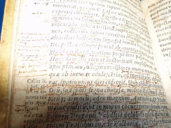 Libros antiguos: VALERII MAXIMI. DICTORVM EACTORVMO MEMORABILIVM. LIBRI NOVEM.-- AÑO.-1605 - Foto 8 - 33540307