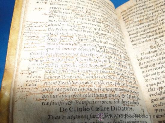 Libros antiguos: VALERII MAXIMI. DICTORVM EACTORVMO MEMORABILIVM. LIBRI NOVEM.-- AÑO.-1605 - Foto 7 - 33540307