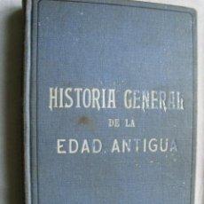 Libros antiguos: HISTORIA GENERAL DE LA EDAD ANTIGUA. GARCÍA Y BARBARIN, EUGENIO. 1920. Lote 33998267