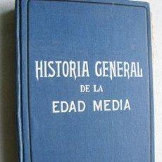 Libros antiguos: HISTORIA DE LA EDAD MEDIA. GARCÍA BARBARIN, EUGENIO. 1920. Lote 33998350