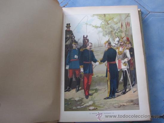 Libros antiguos: Historia de Europa en el siglo XVIIII - 6 Volúmenes - Emilio Castelar - 1897 - láminas + INFO /FOTOS - Foto 5 - 34024718