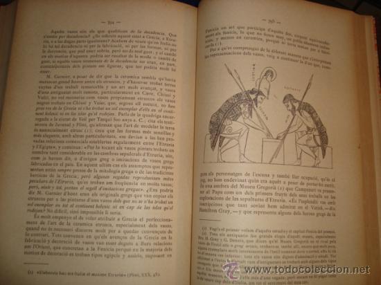 Libros antiguos: (490) ERROS HISTORICS- ELS GREGS ELS ETRUSCOS - Foto 4 - 34205913