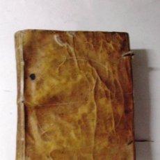 Libros antiguos: LIBRO EN PORTUGUES, PERGAMINO, XVII (1673), ALVARES DA CUNHA: APLAUZOS ACADEMICOS E RELLAÇAO DO .... Lote 34418980