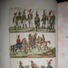 Libros antiguos: IL COSTUME ANTICO E MODERNO O STORIA DEL GOVERNO....,GIULIO FERRARIO, 1837. CONTIENE 7 ILUSTRACIONES. Lote 34937935