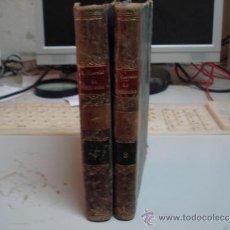 Libros antiguos: DOS TOMOS LA CIVILIZACION AÑO 1865. Lote 34857991