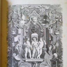 Libros antiguos: GRAN LIBRO EL UNIVERSO SOCIAL AÑO 1883 ,TREMENDO TOMO SEGUNDO POR HERIBERTO SPENCER ADAPTACION ESPAÑ. Lote 34958526