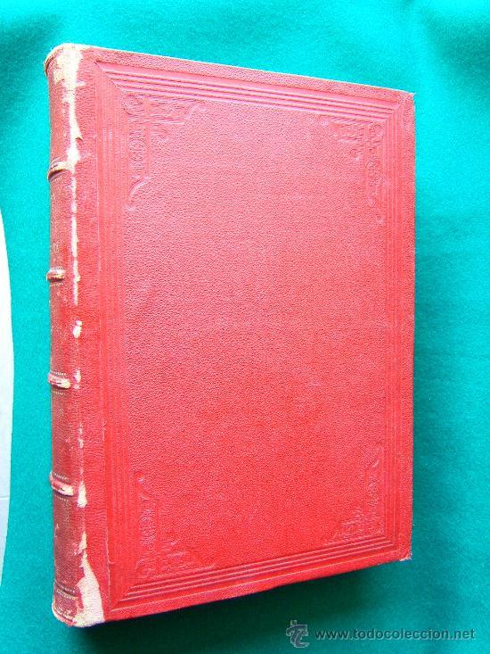 Libros antiguos: HISTORIA GENERAL DE ESPAÑA DESDE...- MIGUEL MORAYTA DE SAGRARIO - TOMOS DEL 1 AL 5 - 1889 - 1ª EDIC. - Foto 2 - 35029341