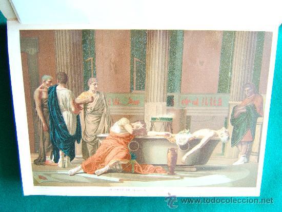 Libros antiguos: HISTORIA GENERAL DE ESPAÑA DESDE...- MIGUEL MORAYTA DE SAGRARIO - TOMOS DEL 1 AL 5 - 1889 - 1ª EDIC. - Foto 4 - 35029341