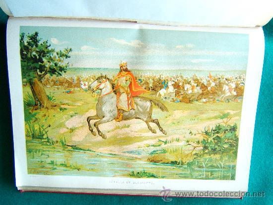Libros antiguos: HISTORIA GENERAL DE ESPAÑA DESDE...- MIGUEL MORAYTA DE SAGRARIO - TOMOS DEL 1 AL 5 - 1889 - 1ª EDIC. - Foto 5 - 35029341