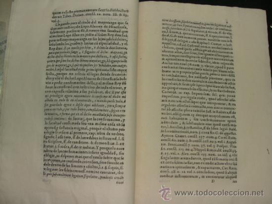 Libros antiguos: Alegación siglo XVII. Ecija, Sevilla. - Foto 3 - 35676183