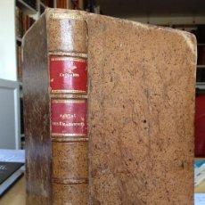 Libros antiguos: 1890?.- MANUAL DE LA MASONERIA. ANDRÉS CASSARD.. Lote 36378110