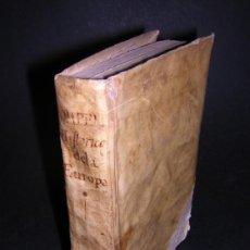Libros antiguos: 1755 - MANUEL TRINCADO - COMPENDIO HISTORICO Y GENEALOGICO DE LOS SOBERANOS DE EUROPA, SUS CORTES.... Lote 36539824