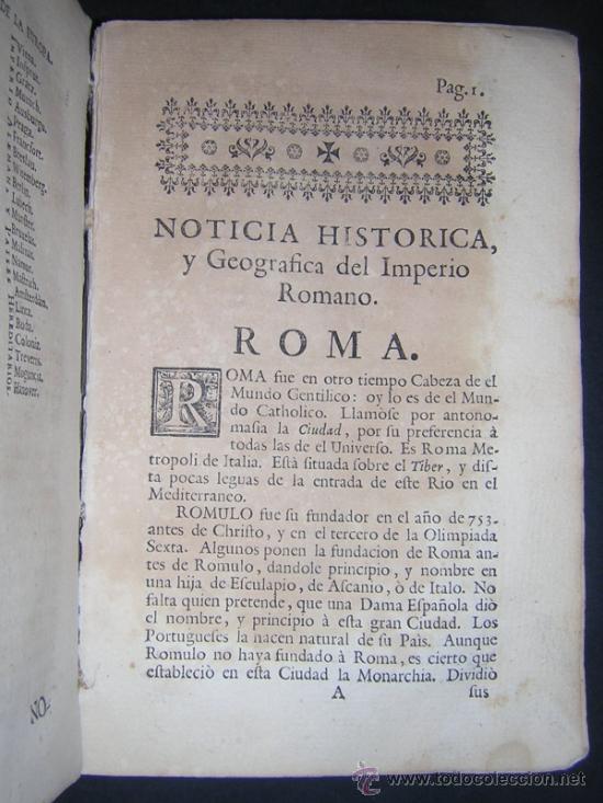 Libros antiguos: 1755 - MANUEL TRINCADO - COMPENDIO HISTORICO Y GENEALOGICO DE LOS SOBERANOS DE EUROPA, SUS CORTES... - Foto 7 - 36539824