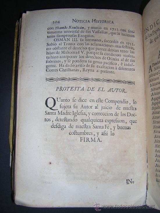 Libros antiguos: 1755 - MANUEL TRINCADO - COMPENDIO HISTORICO Y GENEALOGICO DE LOS SOBERANOS DE EUROPA, SUS CORTES... - Foto 10 - 36539824