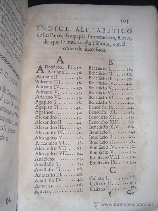 Libros antiguos: 1755 - MANUEL TRINCADO - COMPENDIO HISTORICO Y GENEALOGICO DE LOS SOBERANOS DE EUROPA, SUS CORTES... - Foto 11 - 36539824