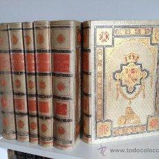 Libros antiguos: 1877.- HISTORIA GENERAL DE ESPAÑA DESDE LOS TIEMPOS PRIMITIVOS. MODESTO LAFUENTE. EDICION DE LUJO. Lote 36662043