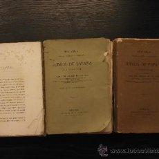 Libros antiguos: HISTORIA SOCIAL POLITICA Y RELIGIOSA DE LOS JUDIOS DE ESPAÑA Y PORTUGAL, DON JOSE AMADOR DE LOS RIOS. Lote 37332549