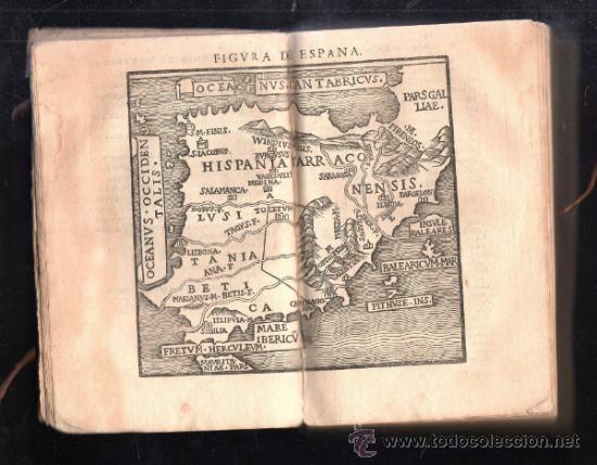 Libros antiguos: 1549,Comentarios de la Guerra de las Galias,Cayo Julio César,excepcional libro en - Foto 5 - 37705325