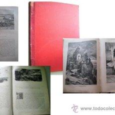 Libros antiguos: GERMANIA. SCHERR, JUAN. 1882. Lote 38094739