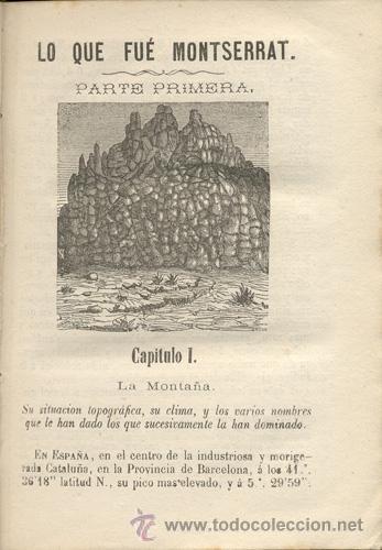 Libros antiguos: MONTSERRAT – AÑO 1871 - Foto 6 - 38384238