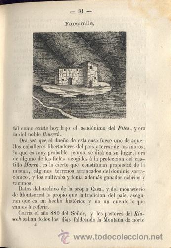 Libros antiguos: MONTSERRAT – AÑO 1871 - Foto 13 - 38384238