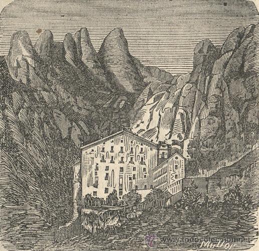 Libros antiguos: MONTSERRAT – AÑO 1871 - Foto 33 - 38384238