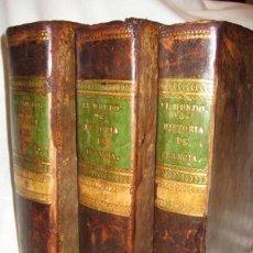 Alte Bücher - EL MUNDO, HISTORIA DE FRANCIA. SAINT-PROSPER A.J.C.. Imp. De Brusi. Barcelona. 1840. - 13755534
