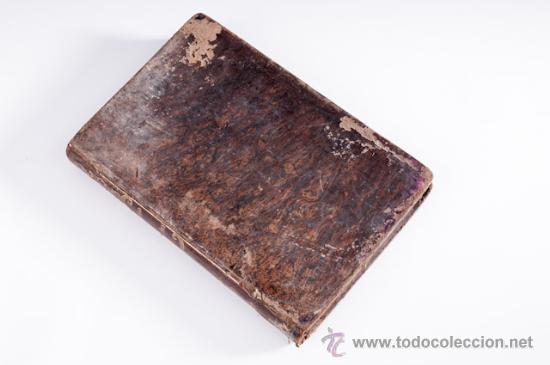 LIBRO DE CODIGO ESPAÑOL DE JOSE NAPOLEON I, D. JUAN MIGUEL DE LOS RIOS, MADRID 1845 (Libros antiguos (hasta 1936), raros y curiosos - Historia Antigua)