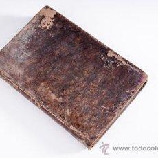 Libros antiguos: LIBRO DE CODIGO ESPAÑOL DE JOSE NAPOLEON I, D. JUAN MIGUEL DE LOS RIOS, MADRID 1845. Lote 38933344