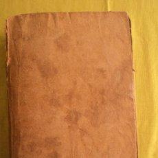 Libros antiguos: LA HISTORIA DE GRANADA POR H L BULWER 1860 760 PAG . . Lote 39086652
