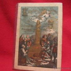 Libros antiguos: LIBRO ESCRITURA Y LENGUAJE DE ESPAÑA 1883. Lote 39505050