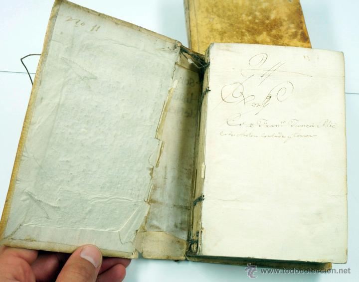 Libros antiguos: Historia de la conquista de Mexico, Antonio de Solis 2 tomos, piferrer ed, 1771. mapas y grabados - Foto 3 - 161752784