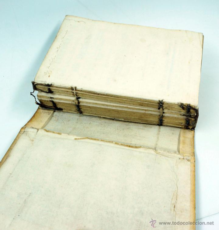 Libros antiguos: Historia de la conquista de Mexico, Antonio de Solis 2 tomos, piferrer ed, 1771. mapas y grabados - Foto 12 - 161752784