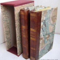 Libros antiguos: NUMA POMPILIO, SEGUNDO REY DE ROMA (2 VOLÚMENES) CABALLERO DE FLORIÁN. 1809. Lote 39946713