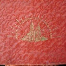 Libros antiguos: ALBUM CONMEMORATIVO INAGURACION IGLESIA VIRGEN DE LA MILAGROSA Y SAN VICENTE DE PAUL.MADRID.1926.. Lote 39929651