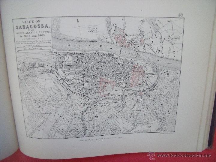 Libros antiguos: ARCHIBALD ALISON.-HISTORIA DE EUROPA.-EXCEPCIONAL OBRA Y RARA VEZ ENCONTRADA CON EL ATLAS.-AÑO 1875 - Foto 8 - 40161079