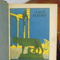 Libros antiguos: M. LAMÉ FLEURY. HISTORIA DE ROMA. HISTORIA DE GRECIA.. Lote 40367408