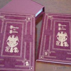 Libros antiguos: DIARIO DE COLÓN. LIBRO DE LA PRIMERA NAVEGACIÓN Y DESCUBRIMIENTO DE LAS INDIAS. Lote 36622995