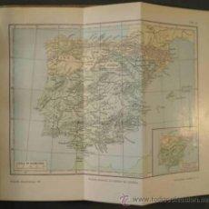 Libros antiguos: GONZALEZ PALENCIA, ANGEL: HISTORIA DE LA ESPAÑA MUSULMANA.. Lote 41383461